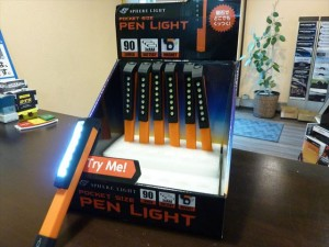 LED ペンライト